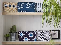 Home Patterns by Canvas Wash U0026 Cosmetic Bags In Bold Patterns U0026 Colours Etoile