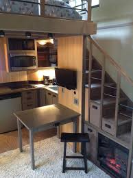contemporary tiny house inside and out kit is ready to throughout