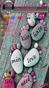 love themes for nokia 5233 kiss love miss mobile themes for nokia 5233