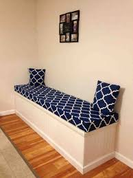 12 best storage bench with cushion images on pinterest