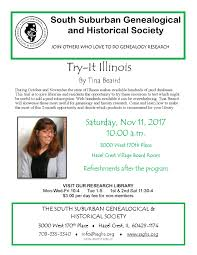roseland research south suburban genealogical and historical society
