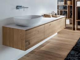 holzmöbel badezimmer die besten 25 waschtisch massivholz ideen auf haus bad