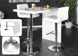 White Bar Table 16 Best Kitchen Breakfast Bar Table High Gloss White Dining Lunch