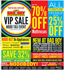 bad boy superstore canada flyers