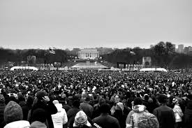 picture of inauguration crowd file barack obama inauguration party crowd jpg wikimedia commons