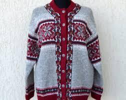 scandinavian sweater etsy