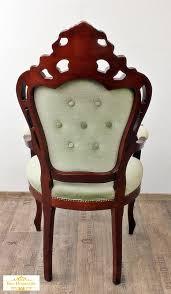 Barock Esszimmer Ebay Chippendale Sessel Barock Antik Alt Grün Vintage Esszimmer Sofa Ebay