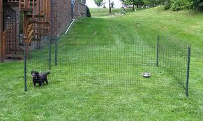 temporary garden fencing dogs portable fencing for dogs toururales