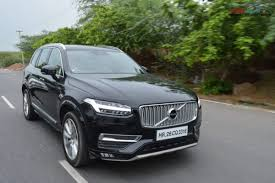 volvo xc90 t8 excellence india launch soon at rs 1 2 crores
