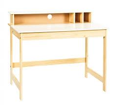 Schreibtisch 90 Kinderschreibtisch Schreibtisch Gudjam Kiefer Massiv Platte Weiß