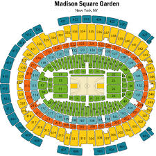 Msg Floor Plan New York Knicks Seating Chart The Truth About The Price Increase