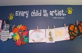 hanging kids artwork ideas for displaying your kids artwork so you can see your fridge