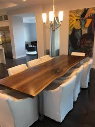 Dining Room Furniture Toronto Live Edge Harvest Tables Tree Green Team Collingwood Ontario