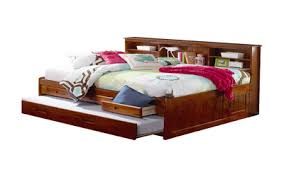 Bookcase Daybed With Drawers And Trundle Bookcase Daybed With Drawers And Trundle Daybed With Storage