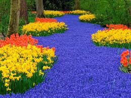 beautiful flower gardens of the world with design ideas 148727