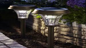 Warm Solar Lights by Moonrays 91754 Richmond Solar Led 25x Metal Path Warm White Light