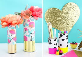 Flower Vase Crafts 50 Stunning Diy Flower Vase Ideas For Your Home U2022 Cool Crafts