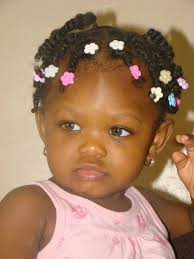 hairstyles for 2 year old curly black children braided hairstyles with beads http wowhairstyle