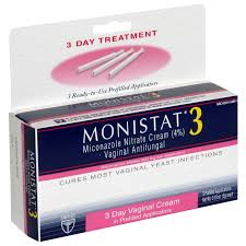 monistat 3 vaginal antifungal 3 ct rite aid