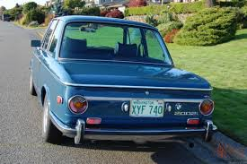 1973 bmw 2002 for sale bmw 2002 riviera blue fuel injected
