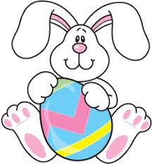 bunny easter easter bunny clipart free easter bunny with eggs clip 2 image