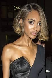 jordan dunn silver hair hairstyle pic 50 great short hairstyles for black women