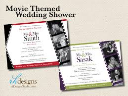 movie themed wedding ideas rkdesigns july 2010