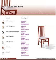 negozi sedie roma sedie molinari il negozio di sedie a roma