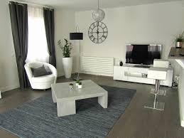 deco cuisine noir et gris deco salon gris et beige modele cuisine noir blanc indogate