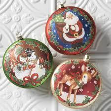 vintage style ornaments raz santa supply co
