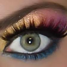 silversmokes how to apply false eyelashes