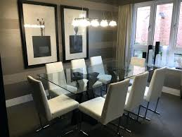 awesome glass dining room sets gallery liltigertoo com