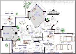 House Floor Plans For Sale 2746 Square Feet 4 Bedrooms 3 Batrooms 2 Parking Space On 2 Levels
