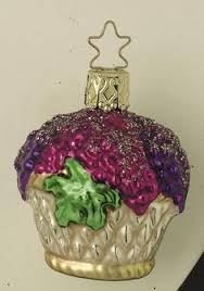 lauscha glass ornaments hansel gretel cottage witch nwt