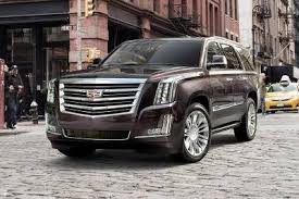 cadillac suv gas mileage 2017 cadillac escalade luxury suv mpg gas mileage data edmunds