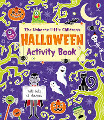 halloween children s books little children u0027s halloween activity book u201d at usborne books at home