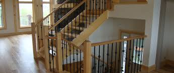 Banister Rail And Spindles Ideal Railings Ltd Complete Line Of Interior And Exterior