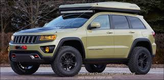 wagoneer jeep 2015 moab 2015 jeep concepts from the wagoneer like chief to the red