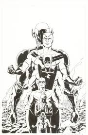 age of ultron issue 10a i variant cover inks hank pym ant man