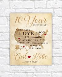 anniversary gifts for men 10 year wedding anniversary gift ideas wedding ideas
