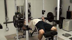 Rack Bench Press Chest Exercise Shifting Grip Bench Press For Inner Chest