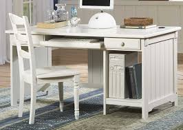 White X Desk by White Computer Desk With Storage White Marble Countertop