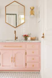 Black And Pink Bathroom Ideas by Best 20 Pink Bathrooms Ideas On Pinterest Pink Bathroom