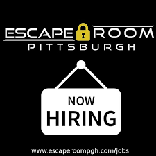 front desk jobs hiring now jobs escape room pittsburgh