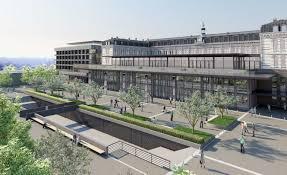 siege de la matmut palais des congrès luciline a150 les grands projets de la matmut