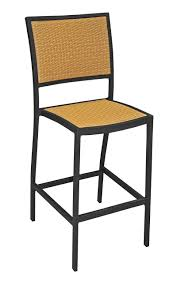 outdoor aluminum bar stools adorable outdoor aluminum bar stools restaurant awesome stool
