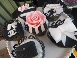 Chanel Party Decorations Chanel Sweet Sixteen Baby Shower Ideas Themes Games