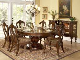 Circle Dining Room Table Photo Gallery Of Round Design Dining Room Tables Sets Viewing 14
