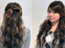 quick hairstyles for long hair at home hairstyles for long hair easy to do at home