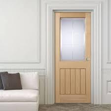 internal doors glass mexicana doors prices u0026 mexicano 1 lite pre glazed white primed